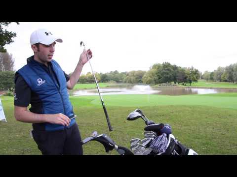 What's in Ricks Golf Bag?