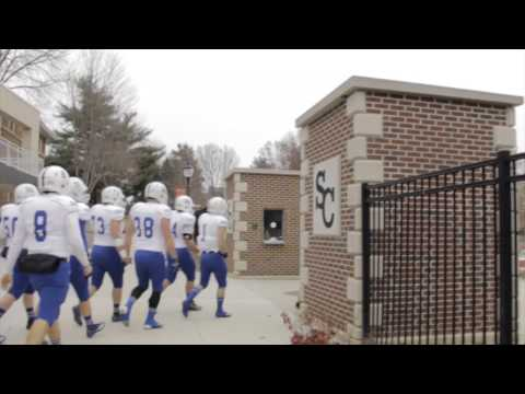 """T.O.U.G.H. Luther College Football: Episode THIRTEEN   """"The Snow Bowl"""""""