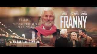 FRANNY - Il nuovo film con Richard Gere - TRAILER [HD]