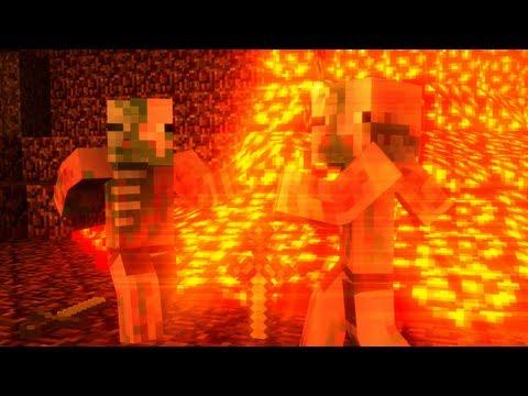 Nether Dance (Minecraft Animation Short)