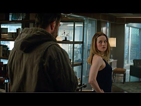 Avengers Endgame (Altyazılı ve Dublajlı Fragman)