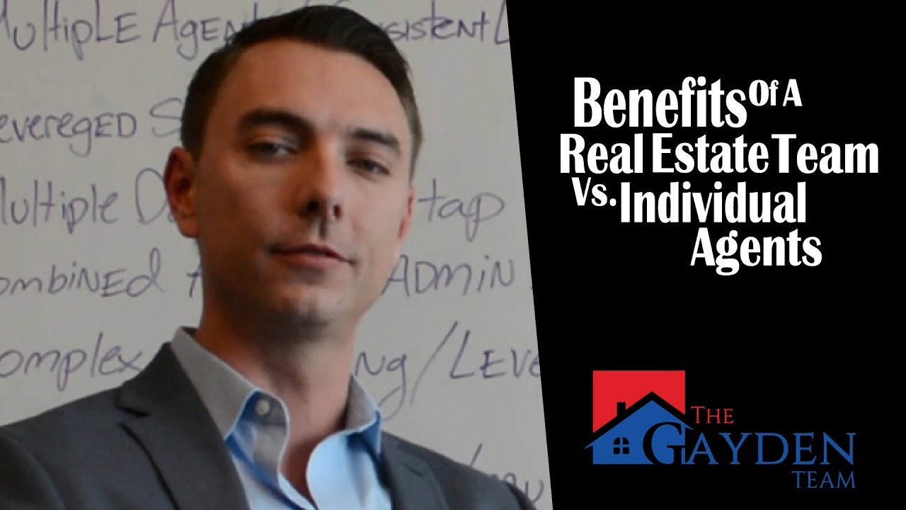 Is It Better to Work With a Solo Agent or a Real Estate Team?