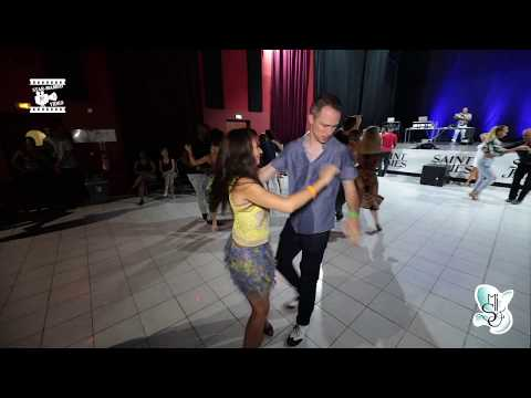 Gregory & Tatyana - Social Dancing @ Martinique Int 'Salsa Festival 2018
