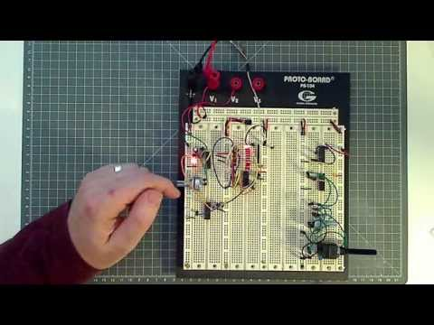 4017 Sequencing: Intro to Counters