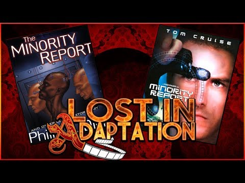 Minority Report, Lost in Adaptation ~ Dominic Noble
