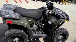 4. Квадроцикл Polaris Sportsman 300
