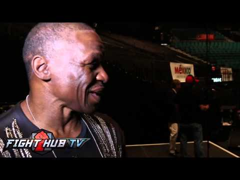 Mayweather Sr to tell Floyd to retire after 49th fight. Scoff at Floyd & southpaw problems
