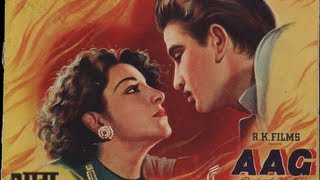 Aag - 1948 Film - Bollywood Old Hindi Songs - Raj Kapoor&Nargis - Audio Jukebox