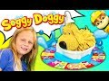 Assistant Plays Soggy Doggy game with PJ Masks and Paw Patrol