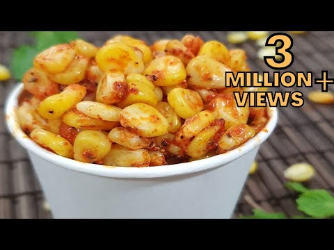 Spicy Masala Sweet Corn || मॉल जैसा मसाला कॉर्न घर पर बनाये  || Masala Sweet Corn Chaat