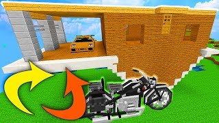 Construção Minecraft - Minecraft Mods - Casa Diferente✚ Vídeo Surpresa: https://youtu.be/ISghP229HtEMODS UTILIZADOS- MOD Carros: https://youtu.be/guPz7gk1agk- MOD Aviões: https://youtu.be/xSQhx_H0-8s- MOD DecoCraft: https://youtu.be/NnAGrd2woww- MOD Carpenter Block: https://youtu.be/U6tdh6LkGCMDUDU MOURA• Twitter - https://twitter.com/DuduMouraEx• Facebook - https://www.facebook.com/DuduMouraEx• Instagram - https://www.instagram.com/DuduMouraExEXETRIZE• Twitter - https://twitter.com/Exetrize• Facebook - https://www.facebook.com/ExetrizeMusic By: Kevin MacLeod: Cipher2.