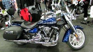 6. 2013 Yamaha Stratoliner S - Walkaround - 2013 Montreal Motorcycle Show