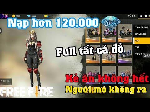 Free Fire | Phát Sốt Với Nik Khủng Đầu Tư Hơn 120.000 Kim Cương Full | Meow DGame - Thời lượng: 15:14.