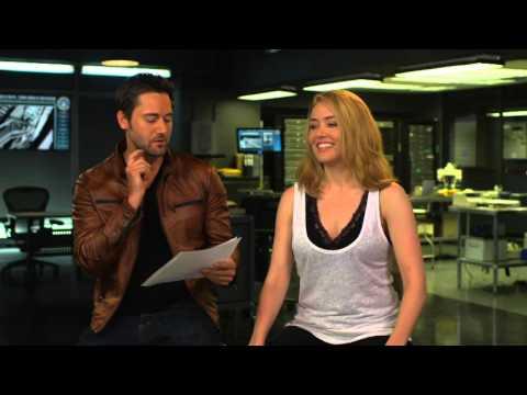 The Blacklist Season 3: Ryan Eggold & Megan Boone Premiere Episode TV Interview