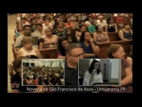 5º Dia Novena de São Francisco de Assis 2017