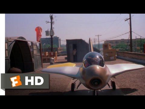 Spy Kids (7/10) Movie CLIP - Taking Machete's Spy Plane (2001) HD