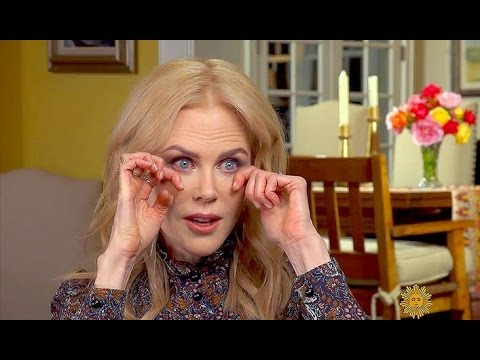 Nicole Kidman Tears Up Talking About Being an Older Mom 'I Would Like to Be There'