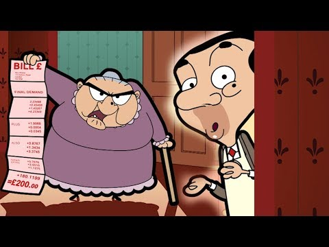 The Heating Bill | Funny Episodes | Mr Bean Cartoon World