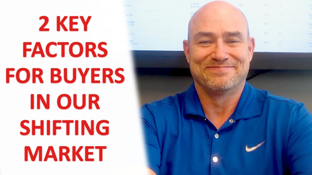 2 Keys for Buyers to Take Advantage of Our Shifting Market
