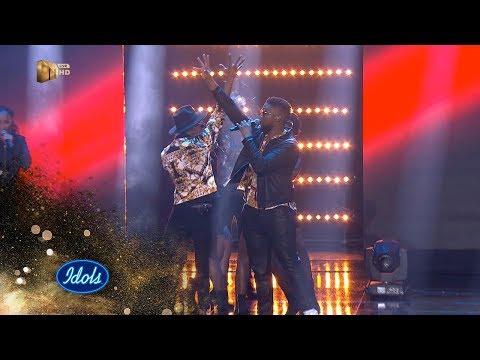Top 17 Group A – 'Fela In Versace' – Idols SA   Live Shows   Mzansi Magic