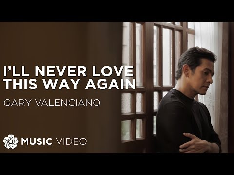 I'll Never Love This Way Again - Gary Valenciano | Barcelona: A Love Untold (Music Video)