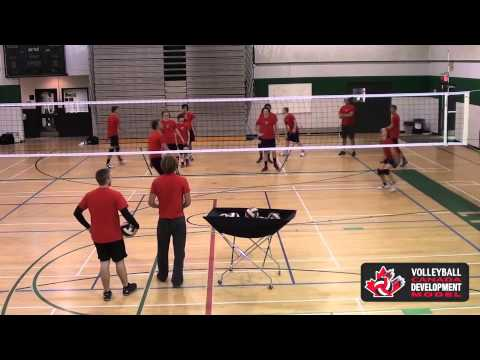 16U 2 Ball Setting