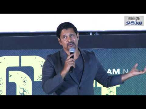 Happy-about-My-First-Double-Action-Movie-Vikram-Speech-in-Irumugan-Audio-Launch