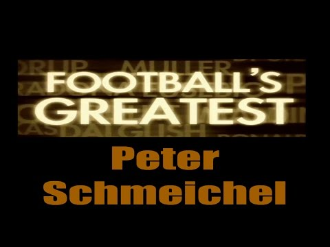 Peter Schmeichel - Footballs Greatest - Best Players in the World ✔ (видео)