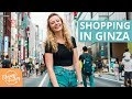 Download Lagu SHOPPING IN GINZA - PEDESTRIAN PARADISE IN TOKYO JAPAN, UNIQLO, ITOYA & LUXURY SHOPS 銀座 Mp3 Free