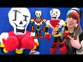 IT'S FINALLY HERE! How to make an Undertale Papyrus plush+special offer- Tutorial Cloctor Creations