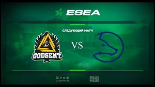 Godsent vs Team LDLC - ESEA Premier - map2 - de_cobblestone