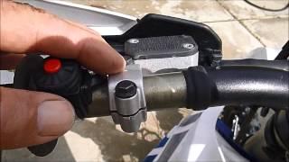 7. 2014 Husqvarna TE300 Graham Jarvis Bike