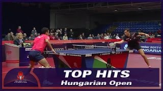 Top Hits | ITTF WT Hungarian Open