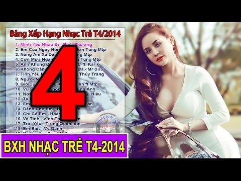 vpop - Bảng Xếp Hạng Nhạc Trẻ Tháng 4/2014 - Vpop ZingMp3, FB: http://on.fb.me/1cIjTje, BXH, bang xep hang, lien khuc nhac tre, lien khuc nhac tru tinh, nhac vang, ...