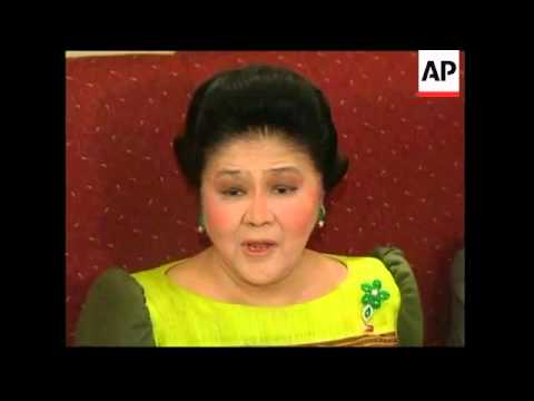 Court Acquits Imelda Marcos Of Hiding Ill-gotten Wealth Abroad