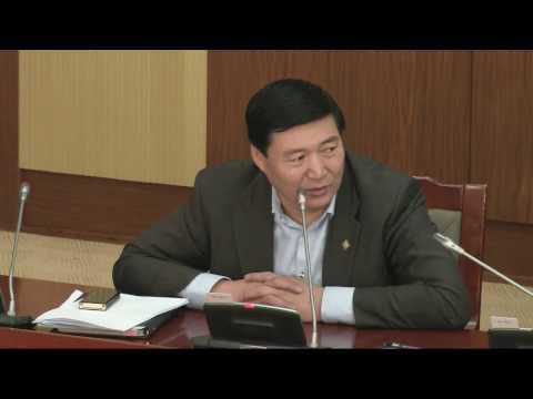 С.Чинзориг: Төрийн өмчийг үнэгүйдүүлчихээд одоо мөнгөтэй хэдэн нөхдөд зориулж өмч хувьчлал явуулах гээд байгаа юм уу?