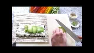 Uramaki Sushi – Avocado