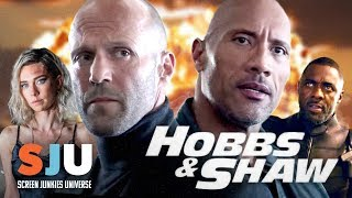 Let's Talk About That Hobbs and Shaw Trailer! - SJU