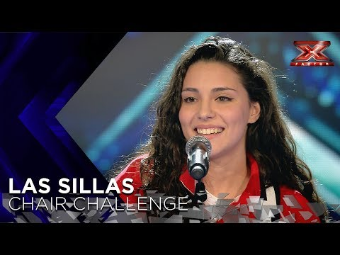 Elena Farga se sienta en una silla al ritmo de The Cranberries | Sillas 1 | Factor X 2018_TV műsorok. Heti legjobbak