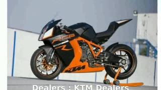 2. 2010 KTM 1190 RC8 R Red Bull Limited Edition -  Transmission Engine