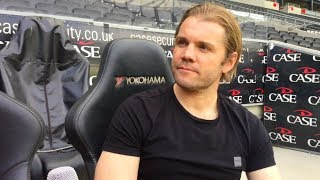 Robbie Neilson talks fixtures, transfers and pre-season plans in an offseason interview at Stadium MK...