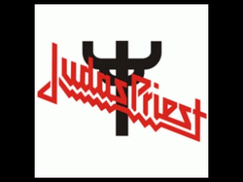 Judas Priest - Better By You, Better Than Me Lyrics on screen