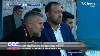 Torneo Nacional B - Fecha 29