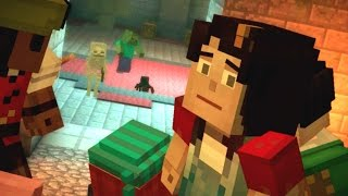 Monster Attack! Minecraft Story Mode video we get our first peek of Soren! And we see Endermen! So many Endermen! The amulet will lead us the way! Hope we make it out alive! Minecraft Story Mode is definitely one of my favorite games to play right now!Dont forget to subscribe!https://goo.gl/GBaH6kMinecraft Story Mode  Assembly Required  Part 2 Gameplay Walkthrough.Jake wants to invite all LEGO, Mega Bloks, and Kre-o, fans to subscribe to his channel! Also, let us now in the comments below what else you'd like us to build!Stay tuned for more awesome videos from the Jake The Builder channel! Don't forget to subscribe!Check out this THE GIANT LEGO aka Jake The Builderhttps://www.youtube.com/watch?v=piWaiPDrfAkCheck out this awesome Jake The Builder dance battlehttps://www.youtube.com/watch?v=SaCgjKetoAcCheck out this Star Wars Toy Hunthttps://www.youtube.com/edit?o=U&video_id=K93Dba65-acSponge Bob The Movie Surprise Baghttps://www.youtube.com/watch?v=jvoSjFvyy4sLego Creator 3 in 1 Sail Boat speed build tutorial https://www.youtube.com/watch?v=md7mYbQHGHIClick here to watch Guardians of the Galaxy build!https://www.youtube.com/watch?v=_I6szKFxXIACheck out this giant LEGO® headhttps://www.youtube.com/edit?o=U&video_id=KFg2Wt1POdILego Batwing speed build!https://www.youtube.com/watch?v=UIaC-slf0BsClick here to watch us open a LEGO® minifigure Suprise Bag!https://www.youtube.com/edit?o=U&video_id=VgDZFkqdxkADo you like Speed Builds? Do you like Star Wars? If so check out the link below:https://www.youtube.com/edit?o=U&video_id=K41qZ5PYvo02 Story Towerhttps://www.youtube.com/watch?v=3-o1eklS3XsAvengers minifigure toy unboxing part 1!https://www.youtube.com/watch?v=F6zG40Ve5hcWhat's your favorite LEGO® set??? What should I build next??? Leave your comments below!!!