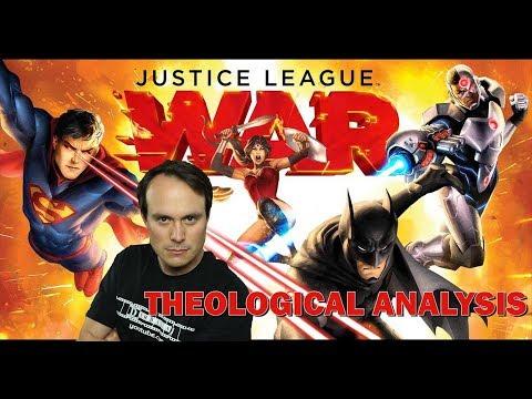 Justice League War THEOLOGICAL ANALYSIS