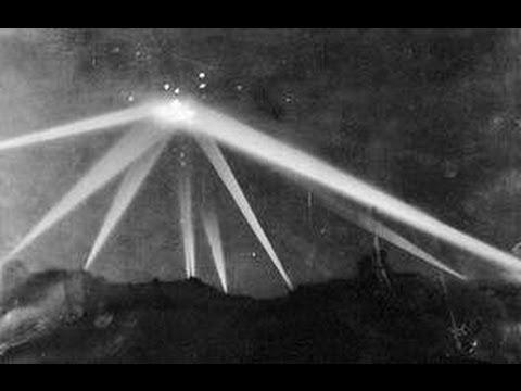 """la rara battaglia ufo del 1942 - """"la battaglia di los angeles"""""""
