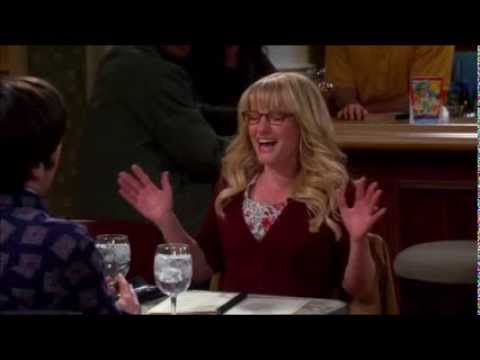 TBBT - The Big Bang Theory. 7x12 - Bernadette's fake laugh. Sub. Esp.