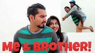Video Me and Brother!   Kessi Messi MP3, 3GP, MP4, WEBM, AVI, FLV Januari 2018