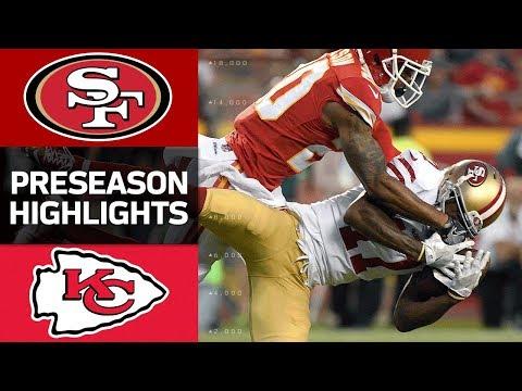 49ers vs. Chiefs | NFL Preseason Week 1 Game Highlights - Thời lượng: 3:47.