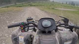 9. Aug 11 2018 Mclean Creek First Ride With 2018 Alterra VLX 700 Part 2